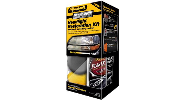 Meguiars G3000 Heavy Duty Headlight Restoration Kit
