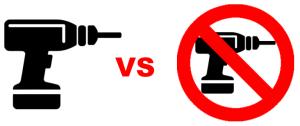 drill vs no drill